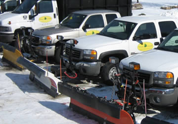 Snow Plowing, Hauling